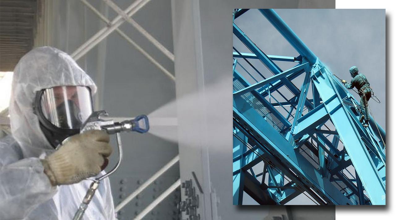 Особенности производства противокоррозионных и огнезащитных покрытий